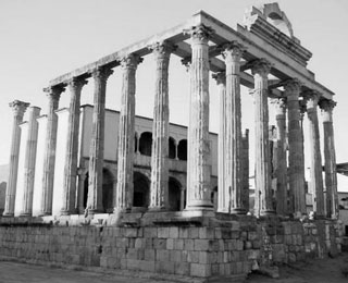 Temple of Diana in Ephesians